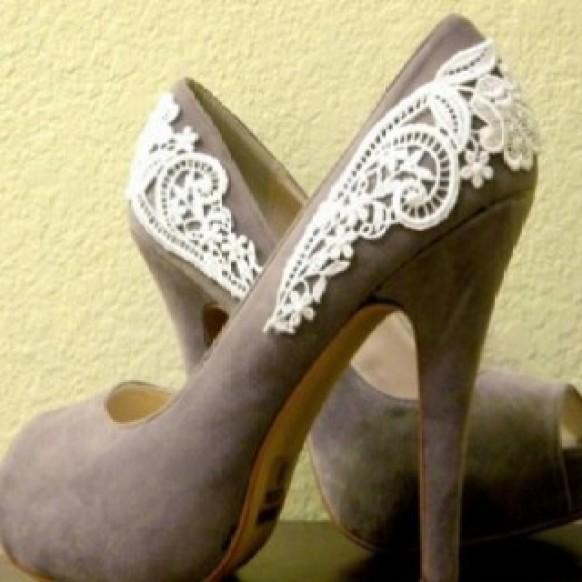 Images of Grey Wedding Shoes - Weddings Pro
