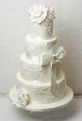 Wedding - Roses & Lace