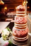 A Natural Wedding Cake