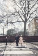 A Sweet Vintage Feel London Pub Wedding