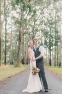 Emily and Joshua's Vintage Mountain Wedding