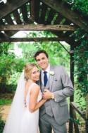 Allie and Anthony's Elegant Deux Belettes Wedding