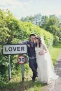 Eco-Friendly Tipi Wedding: Benji & Sally