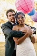 Terriana + Jay's Bright Bold Wedding