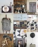 Back to School ✈ Chalkboard Wedding Ideas and Inspiration