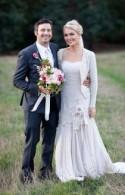 Jenni and Matt's Intimate Autumn Wedding