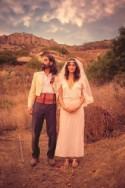 Eclectic Bohemian Wedding: Jake & Amanda