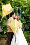 Whimsy & Colourful Kite Wedding Ideas