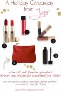 A Holiday Giveaway from Jouer Cosmetics
