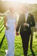 Jackie and Chris' Byron Bay Beach Cafe Wedding
