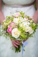 A Pretty Pink & Floral Wedding