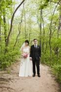 A Modern Romantic Wedding In Burlington, Ontario