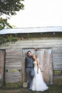 Katie and Gavin's Fun Country Wedding