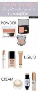 Beauty School: The Ultimate Guide to Luminizers