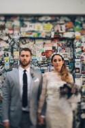 Edgy and Elegant Phoenix Hotel Wedding: Evan & Catherine