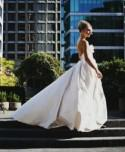 Eco Couture Wedding Gowns ✈ Pure Magnolia