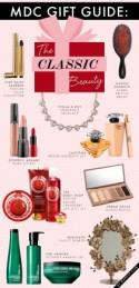 MDC Gift Guide: The Classic Beauty