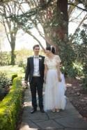 Lunchtime Vintage Wedding in New Zealand: Emma & Rikki