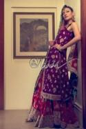 Latest Wedding Dress Nadda Collections 2013 For Women