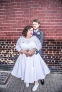 Retro and Geeky Brighton College Wedding: Eileen & James
