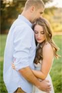 Picnic Engagement Session by Danielle Capito Photography