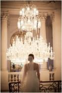 Paris destination wedding at Chapelle Expiatoire