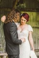 Real Wedding: Chelsea & Troy in Maleny