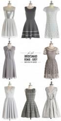 Phi-Style: Bridesmaid Remix - Grey