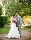 Autumn Arboretum Wedding: Megan + George
