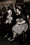 Extreme Zombie and Horror Wedding: Rachel & Pete