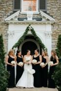 Elegant Black Tie Nashville Wedding