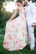 Spring floral wedding ideas