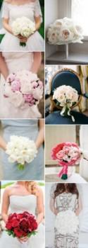 Is The 'Handpicked' Wedding Bouquet Trend Over?