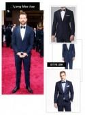Wedding Inspiration from the Oscars Red Carpet 2014