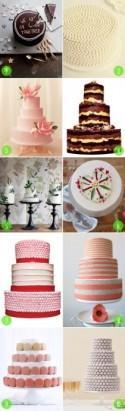 Top 10: Non-fondant wedding cakes