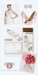 Pink Paris Wedding Ideas