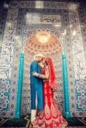 A Glamorous Muslim Wedding In Mississauga, Ontario