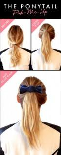 Tuesday Tutorial: The Ponytail Pick-Me-Up