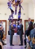 Science and History Themed Museum Wedding: David & David
