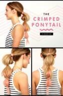 Throwback Thursday: Crimped Hair