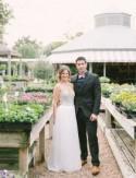 Intimate Texas Garden Wedding: Maya + Juan Pablo