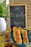 Buffet Pancake Dippers