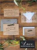 Dress Up Your Wedding Invites