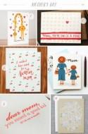 Seasonal Stationery: Mother's Day, Part 2