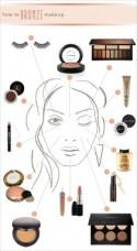 How To Bronze Makeup