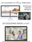 Customizable Wedding Websites from WeddingWoo