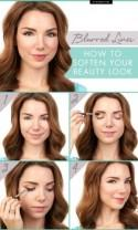 Blurred Lines: How to Soften Your Beauty Look