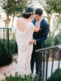 Romantic Outdoor Atlanta Wedding
