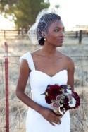 Fig & Plum Wedding Inspiration Shoot