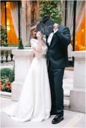 Romantic Small wedding in Paris by One and Only Paris Photography